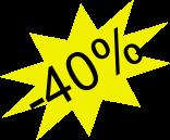 Przecena -40%